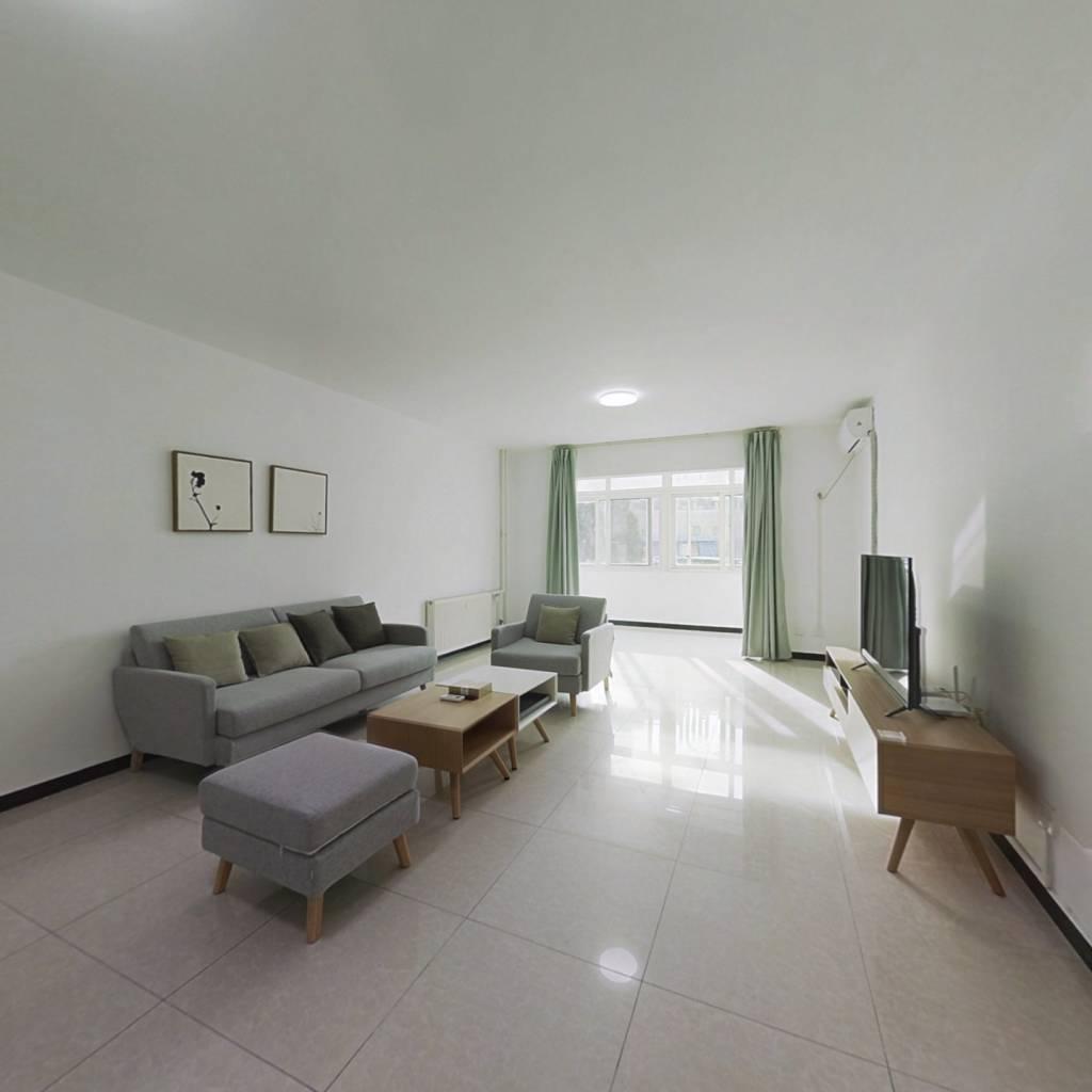 整租·远大园二区 2室1厅 西南卧室图
