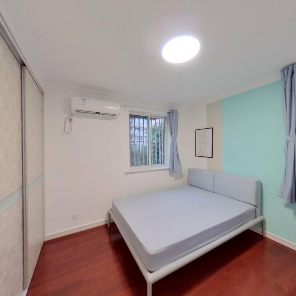 合租·金牛苑 3室1厅 东南卧室图