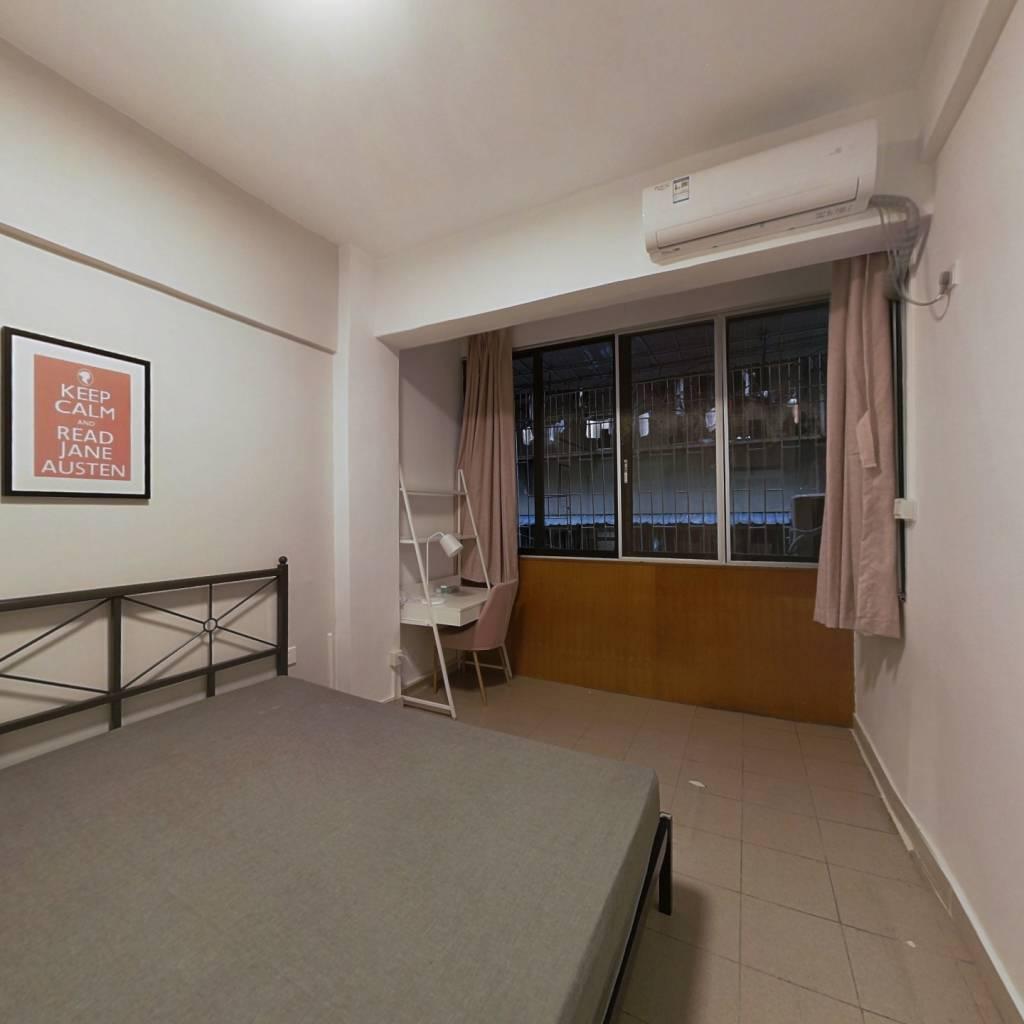 合租·淘金坑 2室1厅 南卧室图