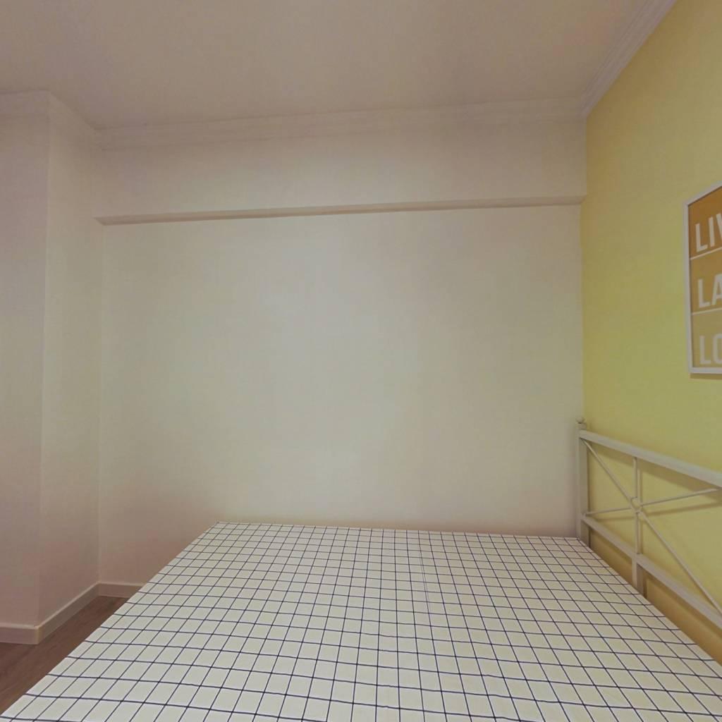 合租·德荣小区 3室1厅 南卧室图