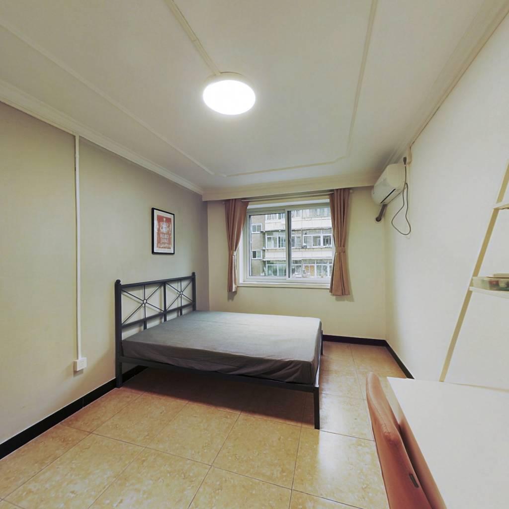 合租·同安里(南开区) 2室1厅 南卧室图