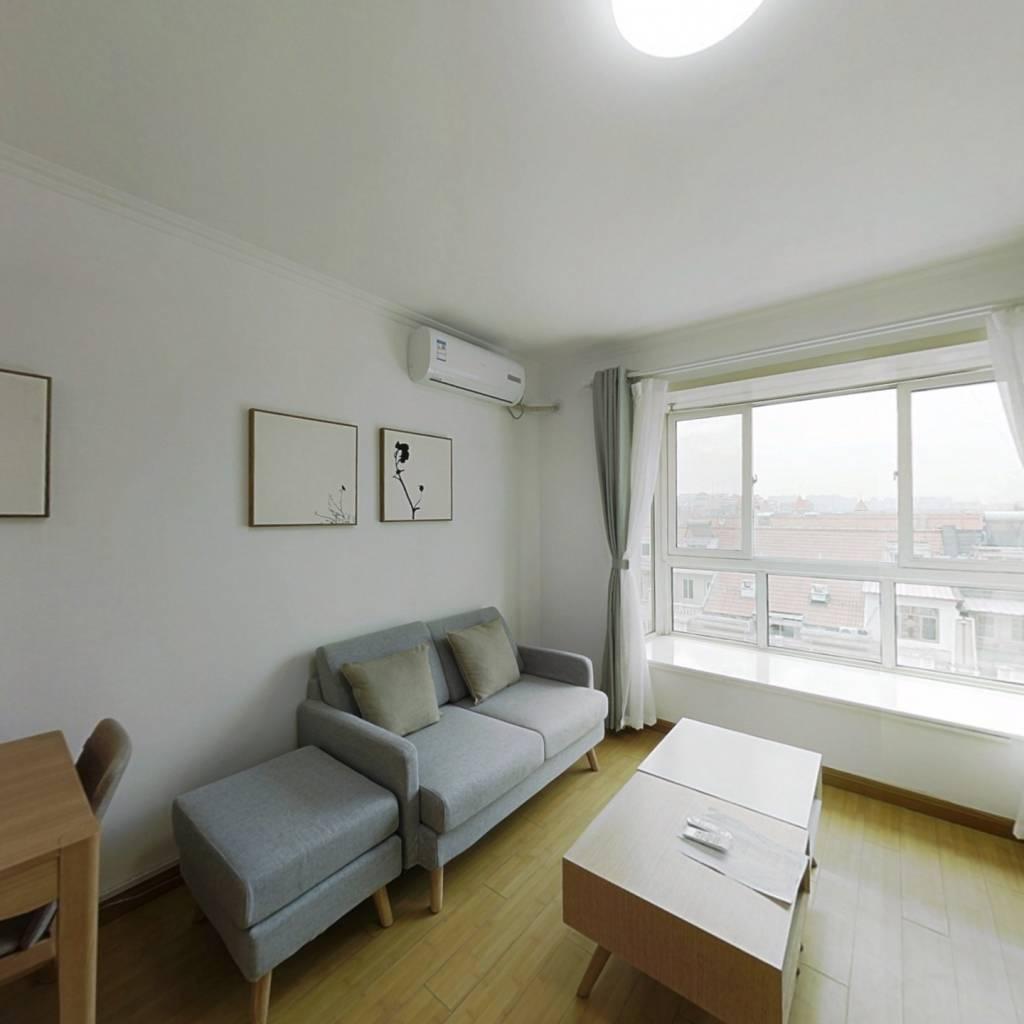 整租·新华联家园北区 1室1厅 南卧室图