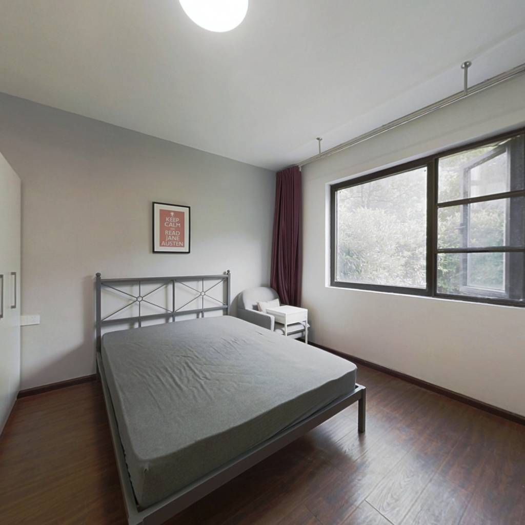 合租·佳兆业玖珑山 5室1厅 南卧室图