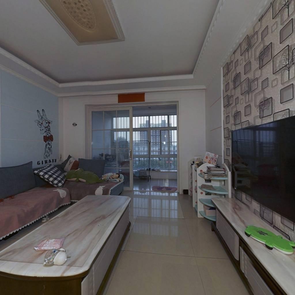 沂州阳光花园 精装的三室 35平车库 位置好 采光