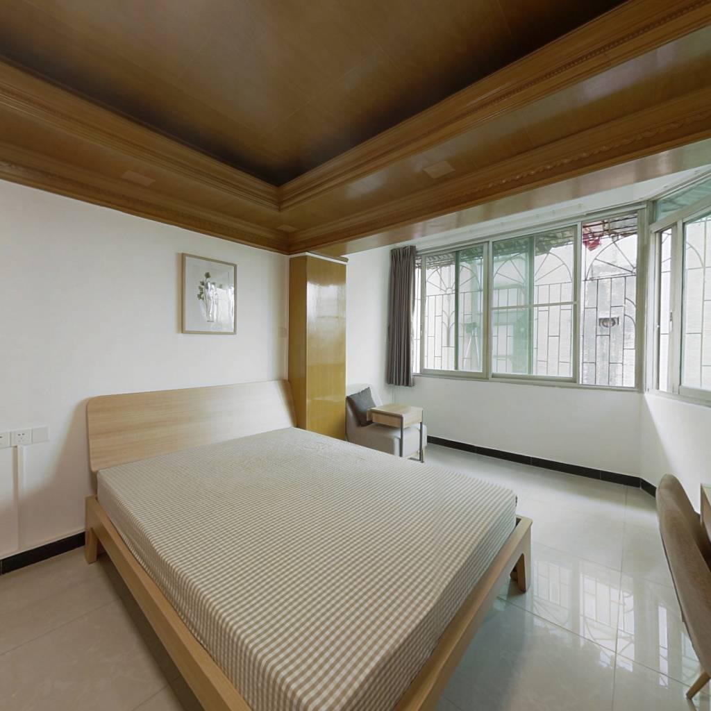 合租·东河苑 3室1厅 北卧室图