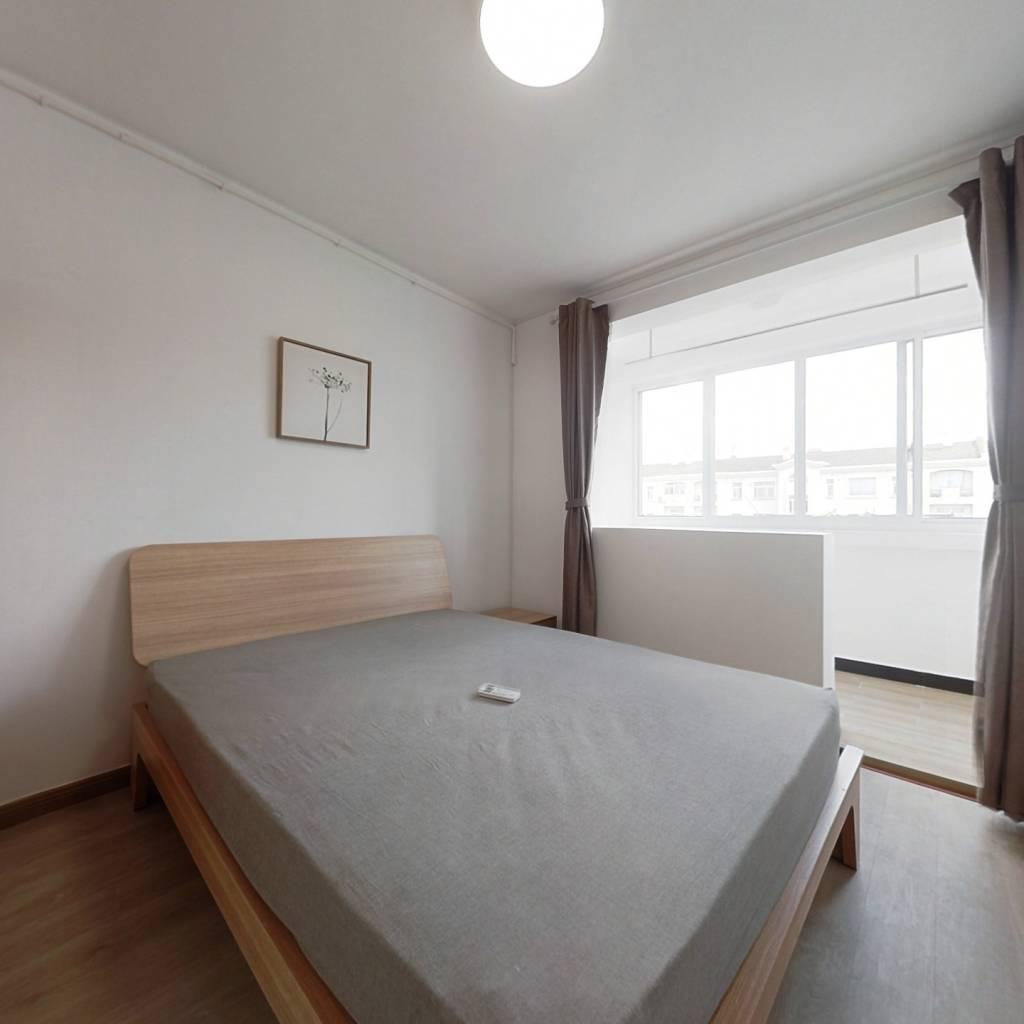 整租·银都新村(8至10区) 2室1厅 南卧室图