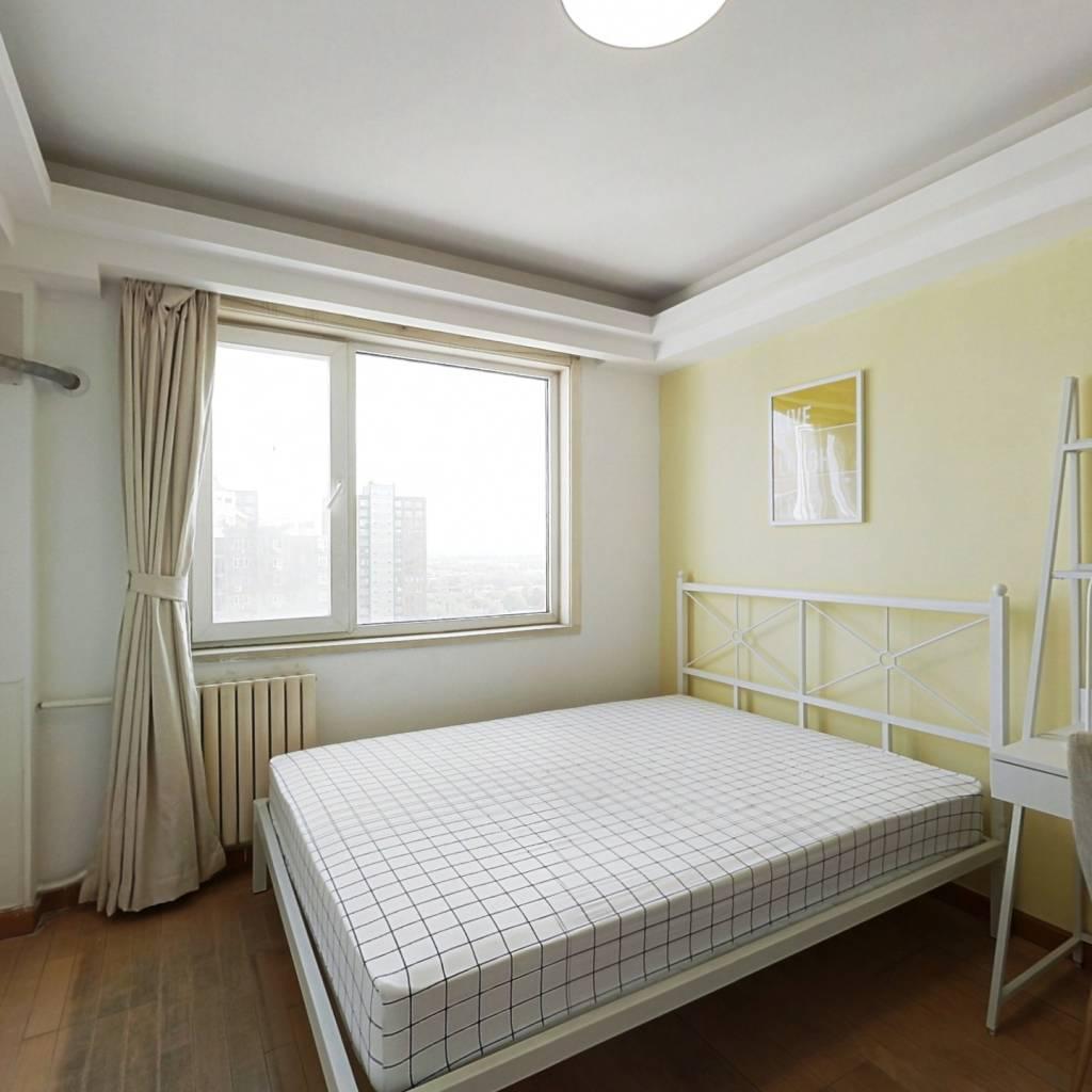 合租·八角南里 3室1廳 東南臥室圖