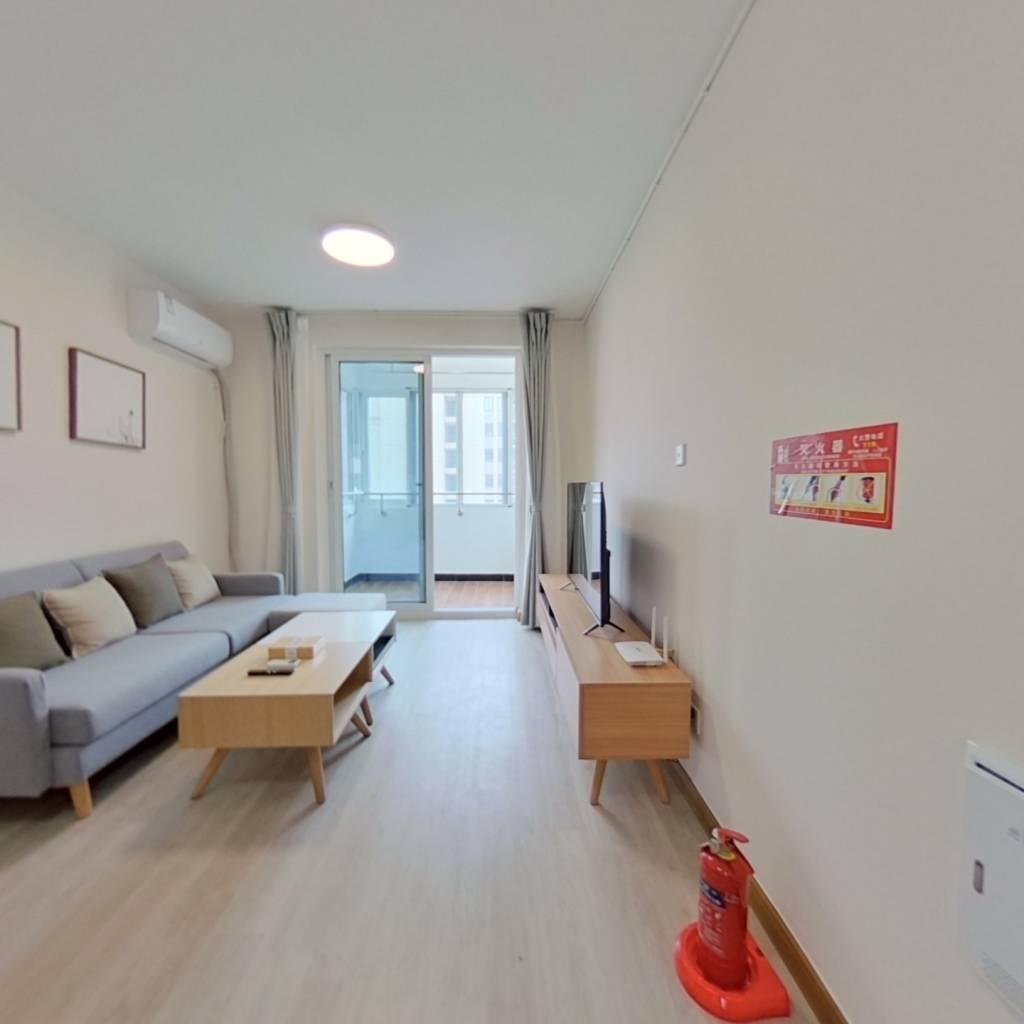 整租·馨清佳苑 2室1厅 卧室图