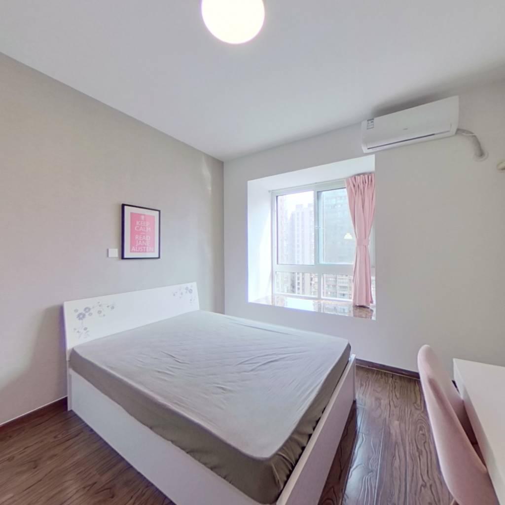 合租·慕和南道 4室1厅 南卧室图