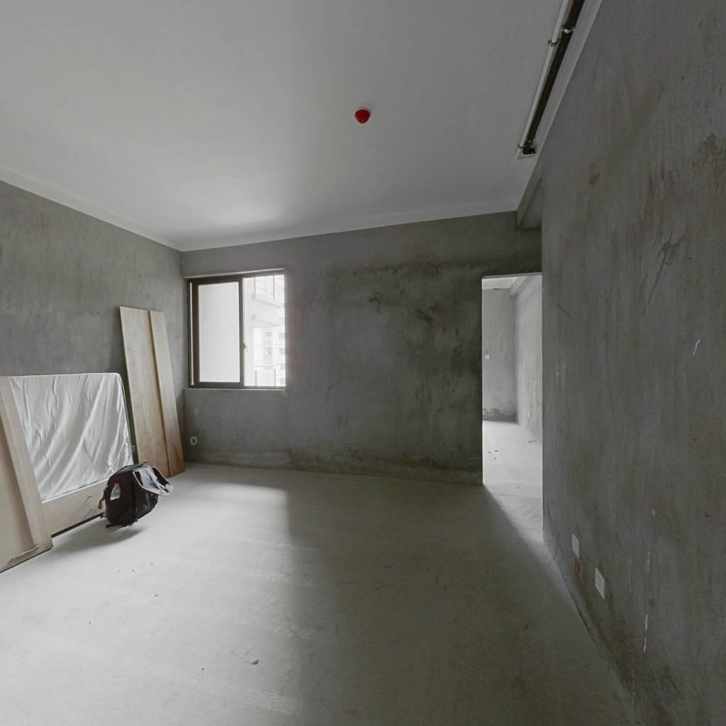 亿象商场边云泰锦园三居室 高层 小面积户型 楼层适中