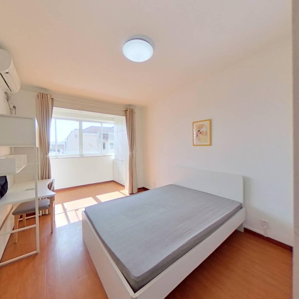 整租·静安新城三区 2室1厅 南卧室图