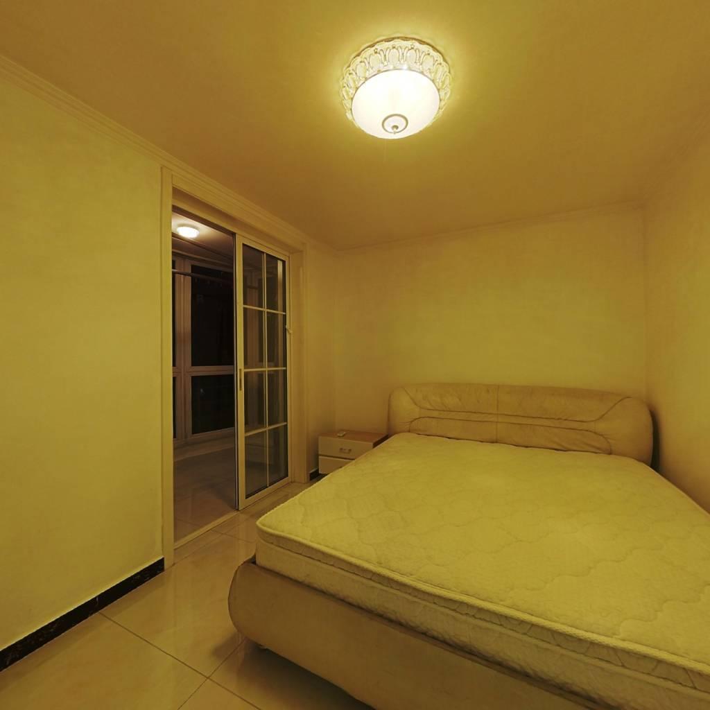 整租·尚西泊图 1室1厅 西北卧室图