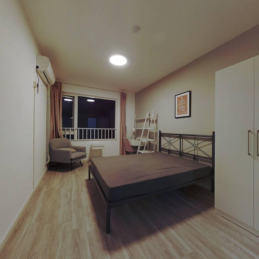 合租·滨江江南之星 4室1厅 东卧室图