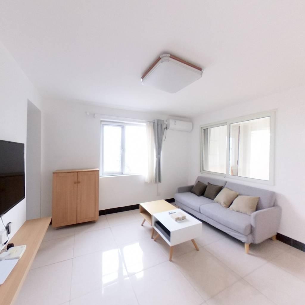 整租·西辛南区 2室1厅 南卧室图