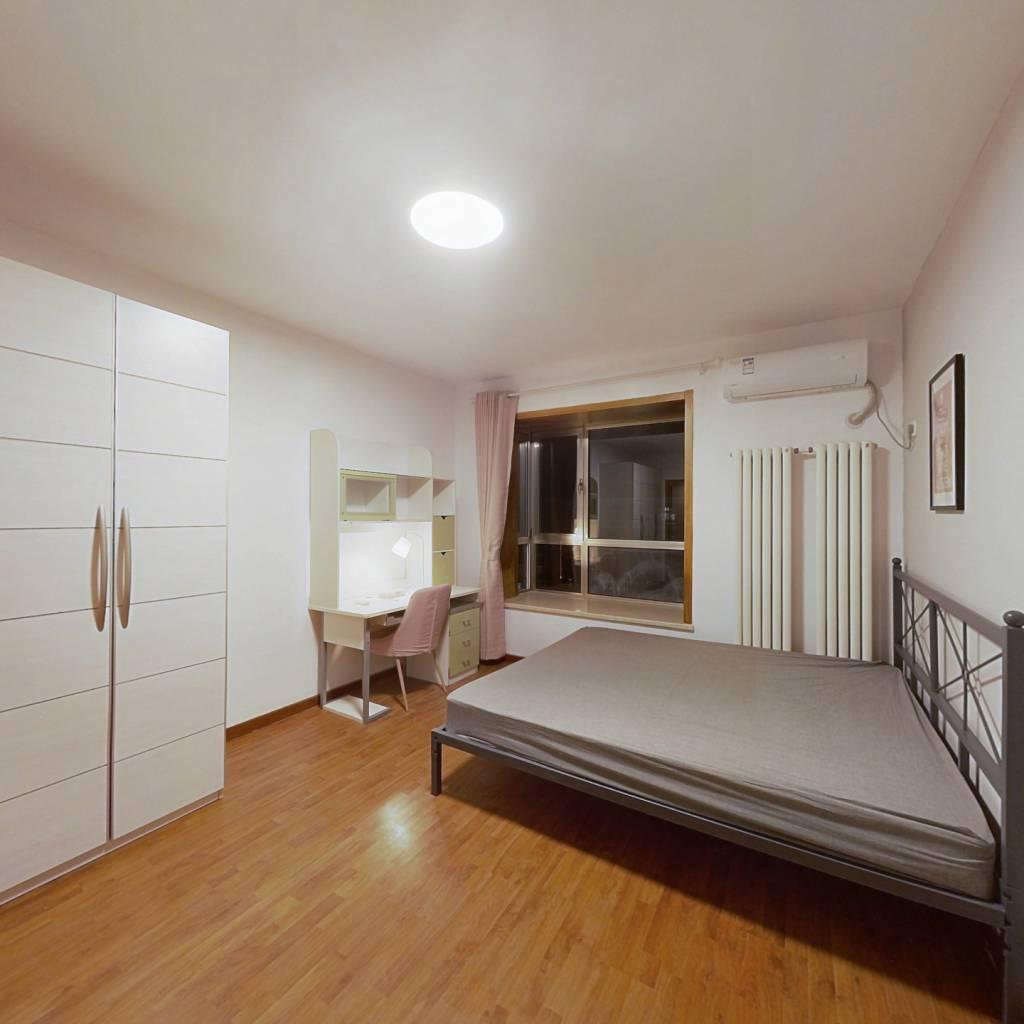 合租·运河明珠 3室1厅 南卧室图