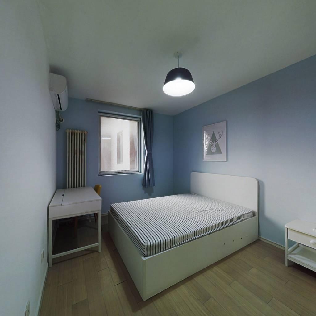 整租·青年汇佳园 1室1厅 西卧室图