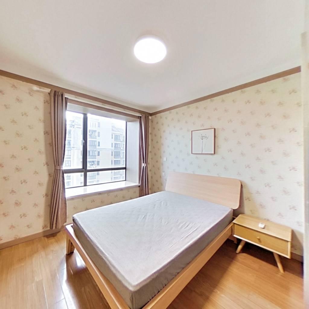 整租·上海源花城 2室1厅 南卧室图