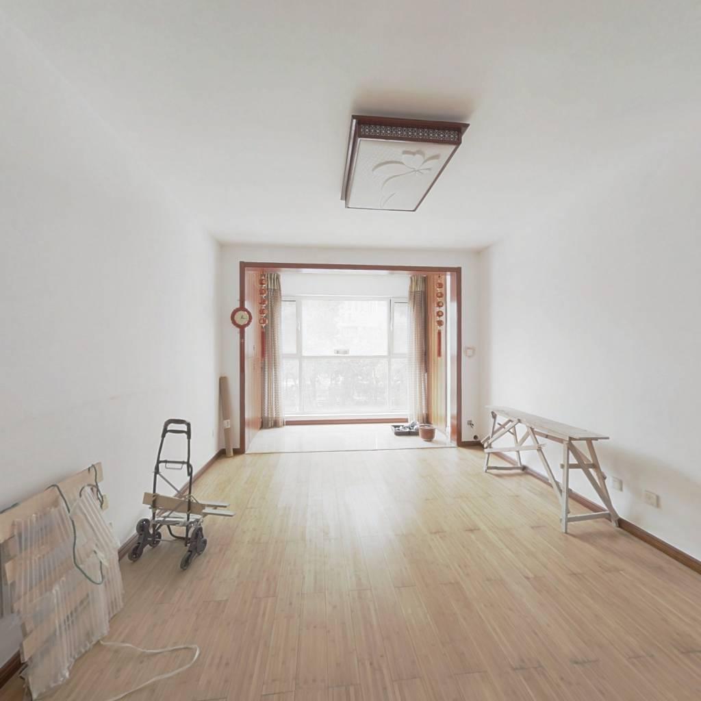 公务员小区·一梯两户·精装即住·双南卧室南客厅