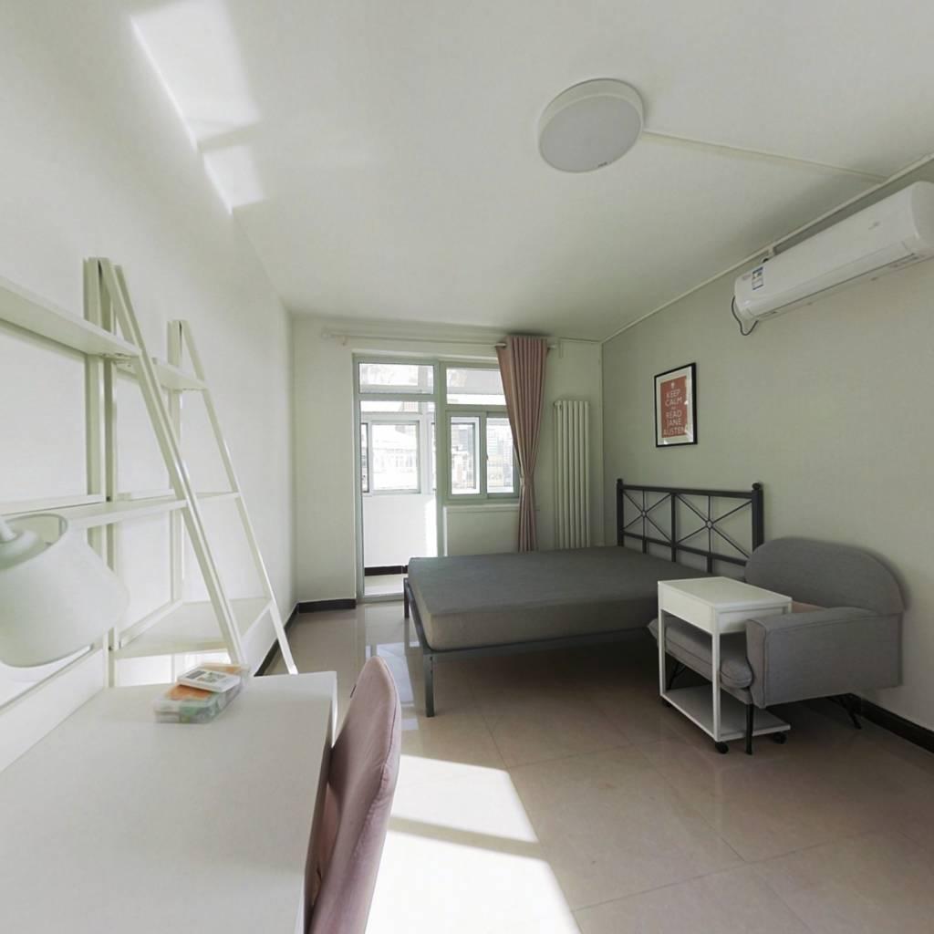 合租·天大北五村 2室1厅 西南卧室图
