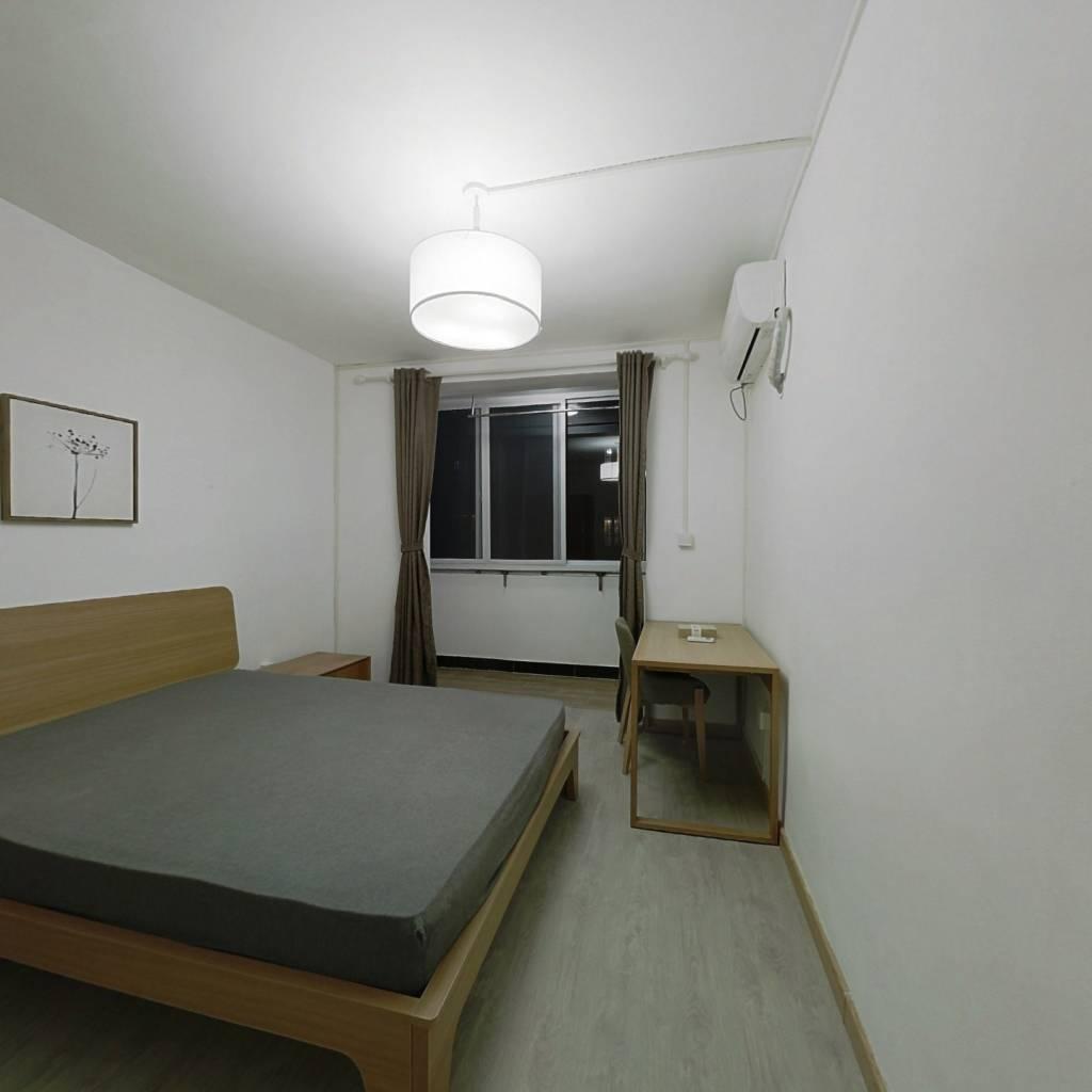 整租·临沂三村 2室1厅 南卧室图