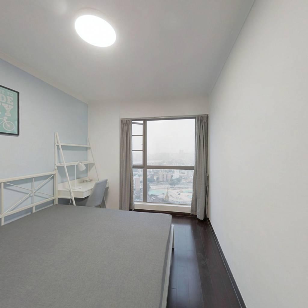 合租·恒荔湾畔 3室1厅 东卧室图