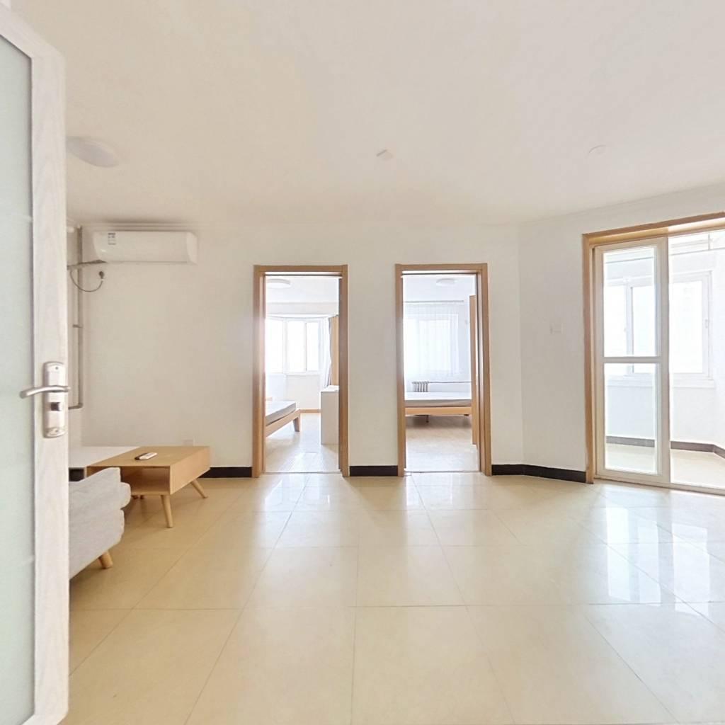 整租·杨庄北区 2室1厅 南卧室图