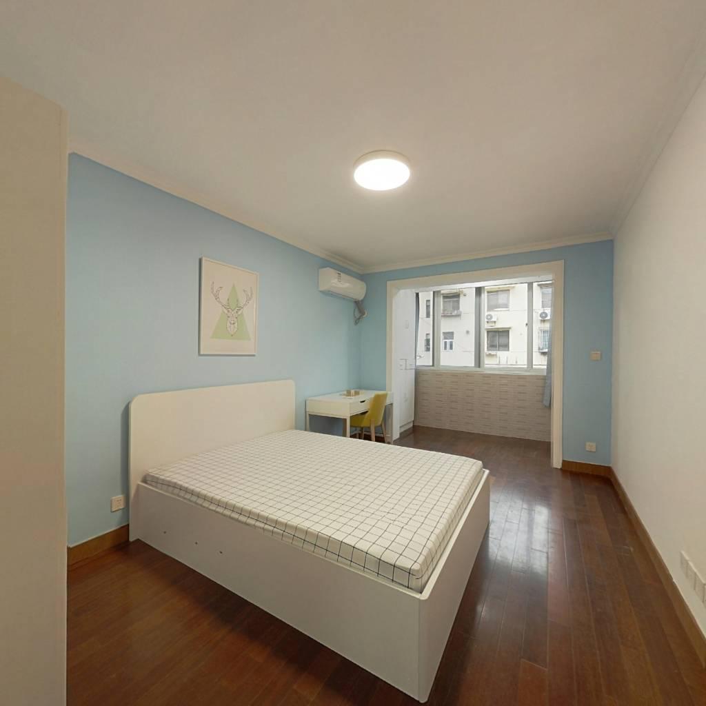 整租·水霞小区 2室1厅 南北卧室图