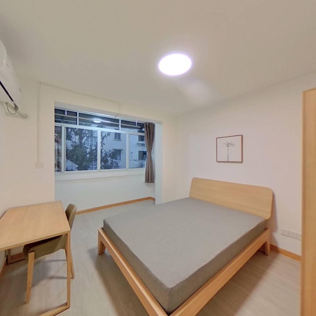 整租·延西小区 1室1厅 南卧室图
