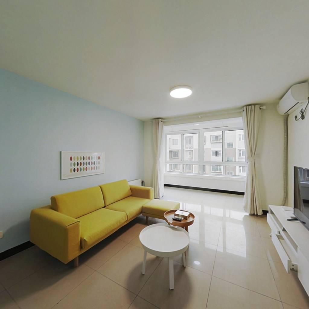整租·天露园二区 2室1厅 南卧室图