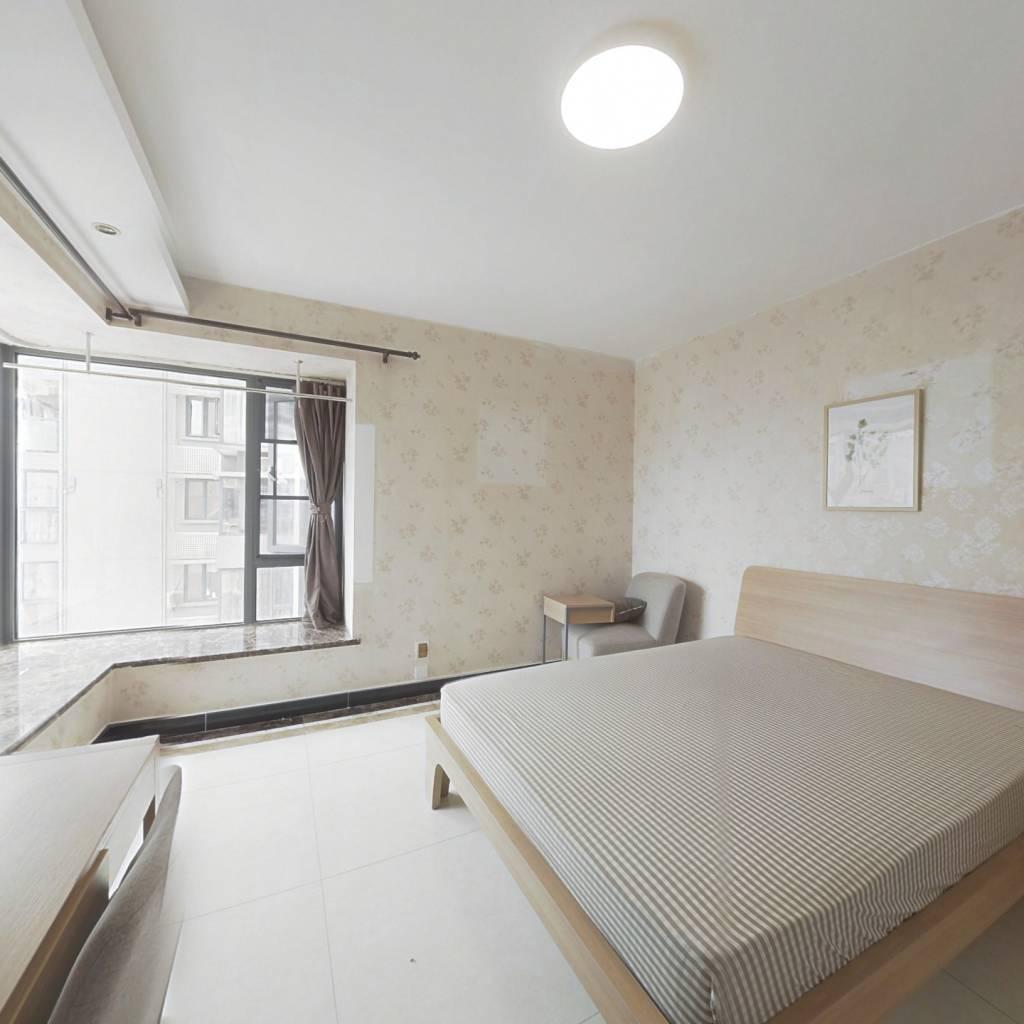合租·融科天城一期 4室1厅 南卧室图