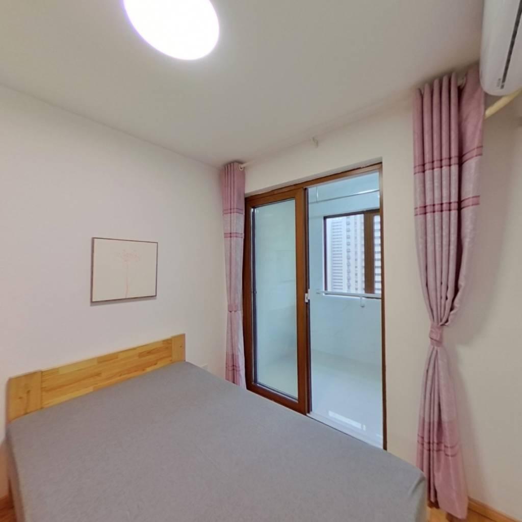 整租·花港鸿福城翠城园 2室1厅 南卧室图