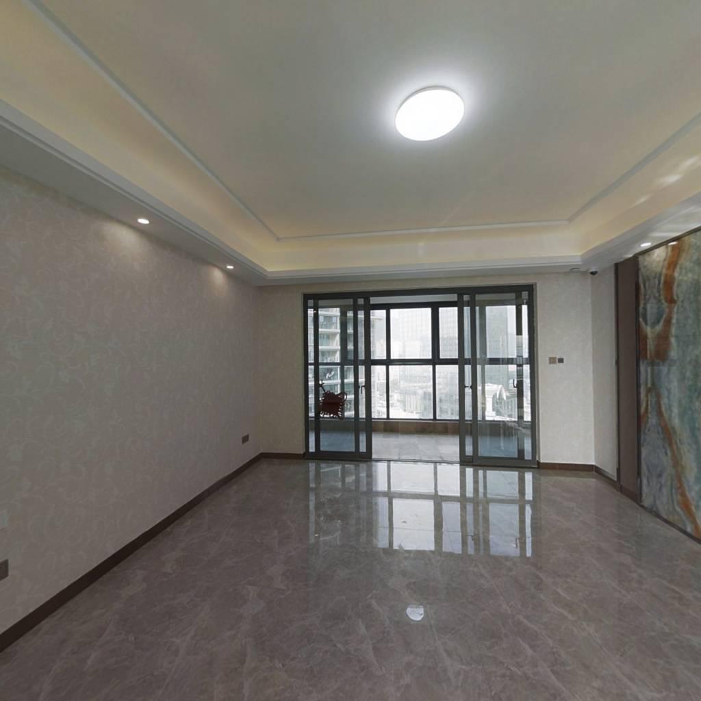 11中 富华里旁 中铁诺德国际 电梯高层精装4房