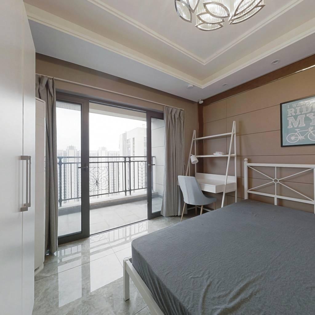 合租·恒大帝景 4室1厅 南卧室图