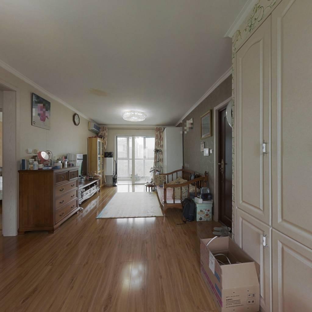 润泽悦溪电梯花园洋房 双通透 满五唯一精装大两居室