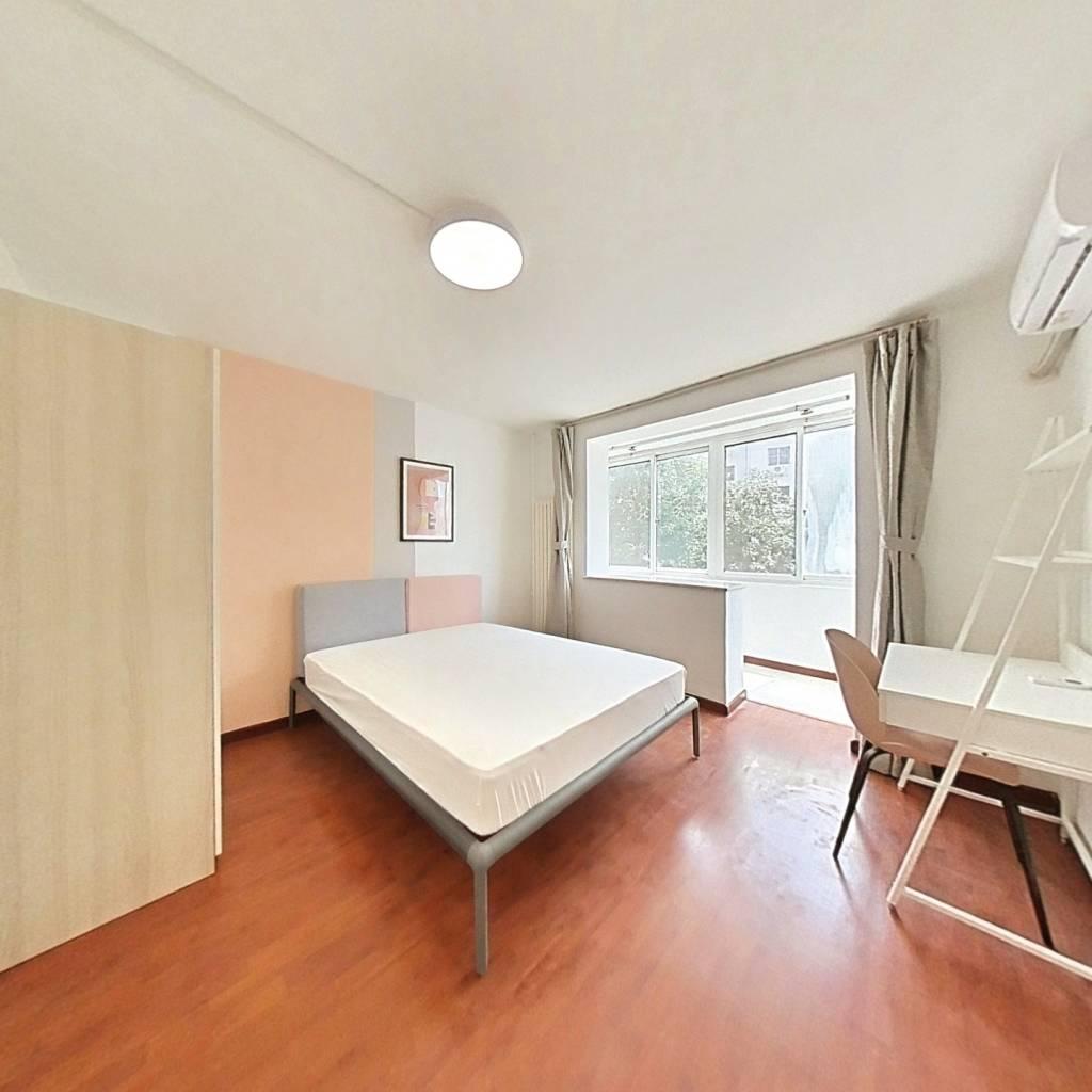合租·八寶莊 3室1廳 南臥室圖