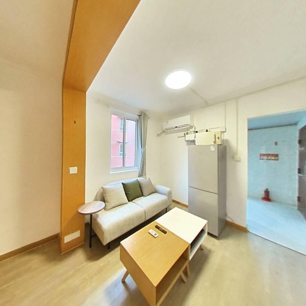 整租·田林三村 1室1厅 南卧室图