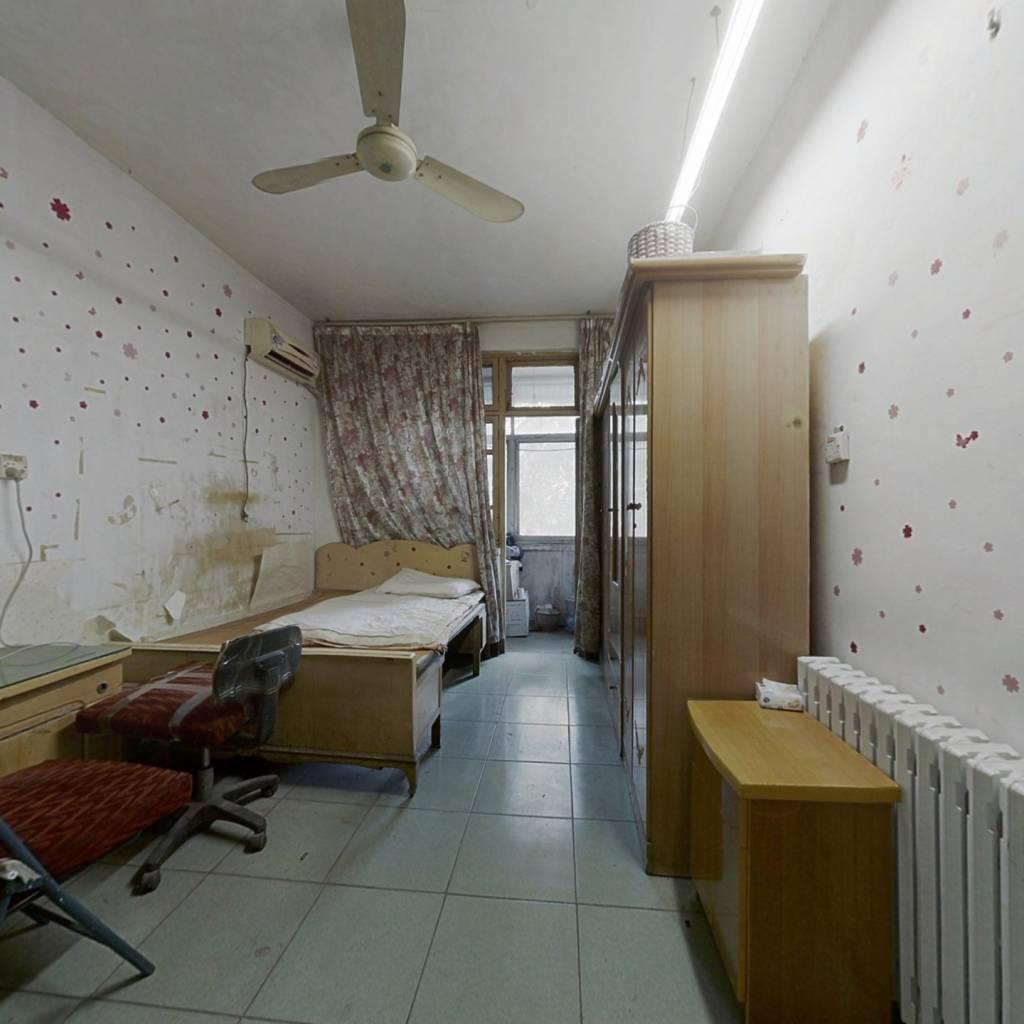 学生出门步行上学地铁口2室双卧朝南