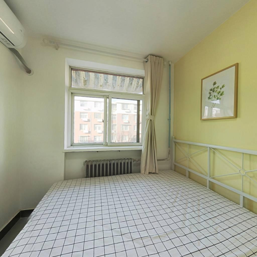 合租·车站西街13号院 2室1厅 北卧室图