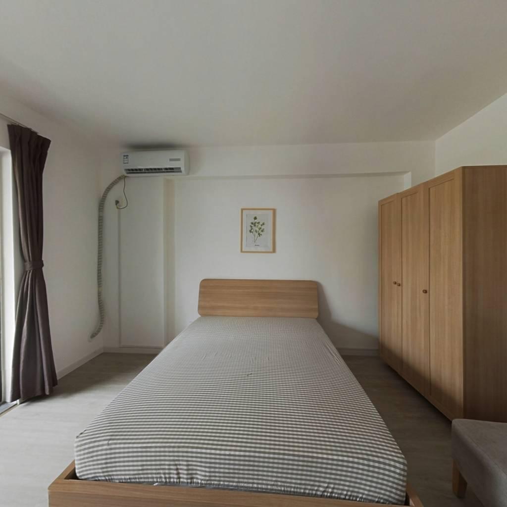 合租·融创融公馆 5室1厅 南卧室图