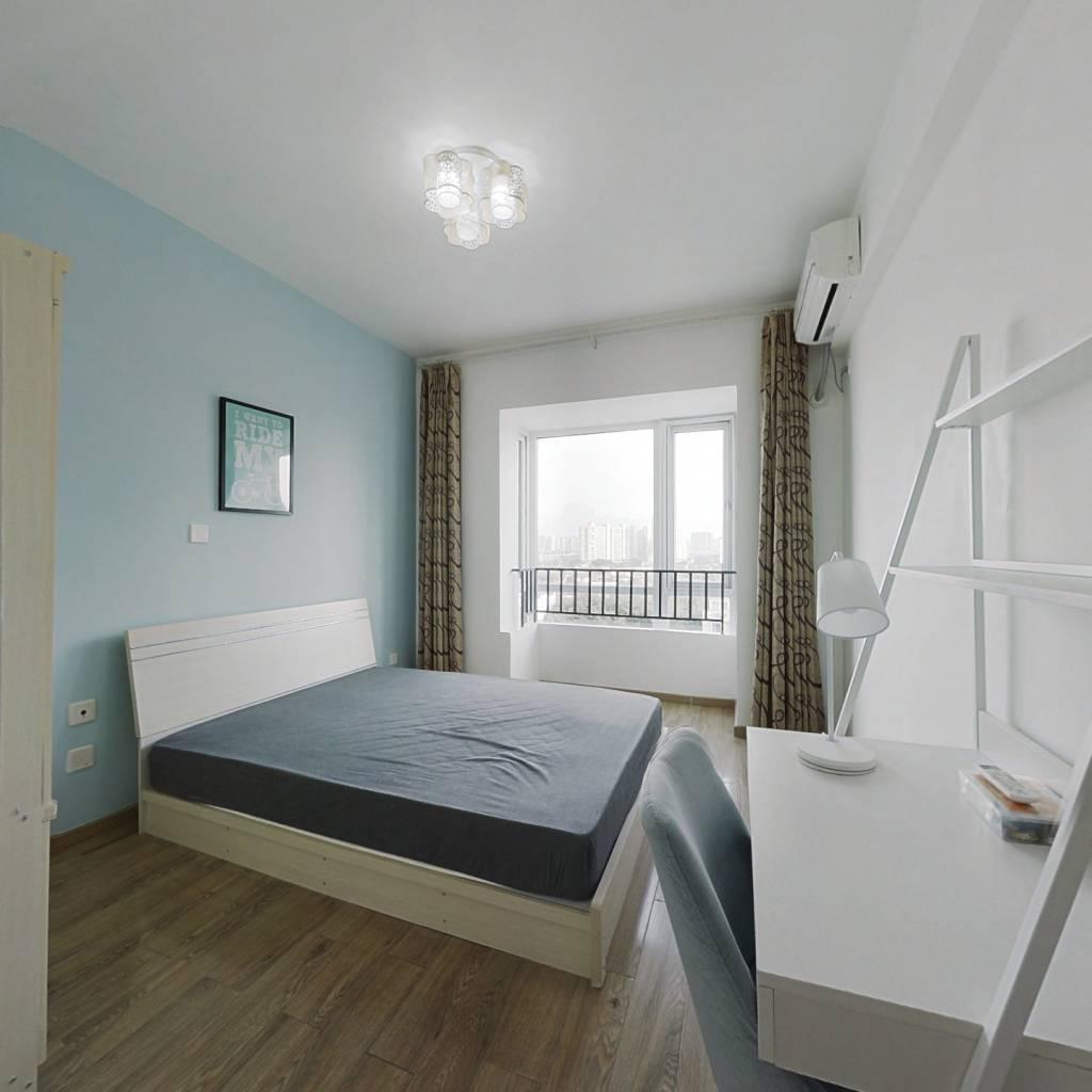 合租·慕和南道 3室1厅 东卧室图