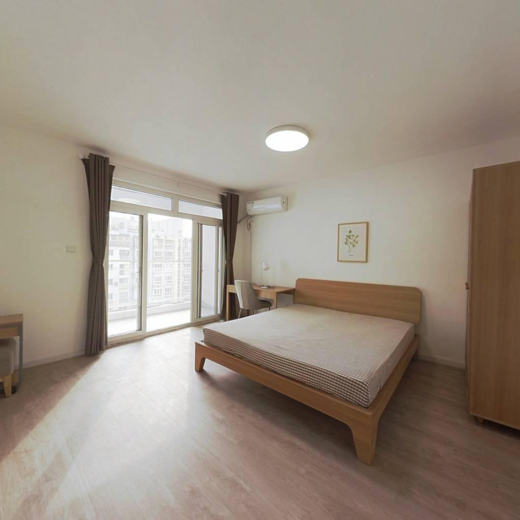 合租·浦东花园 4室1厅 南卧室图