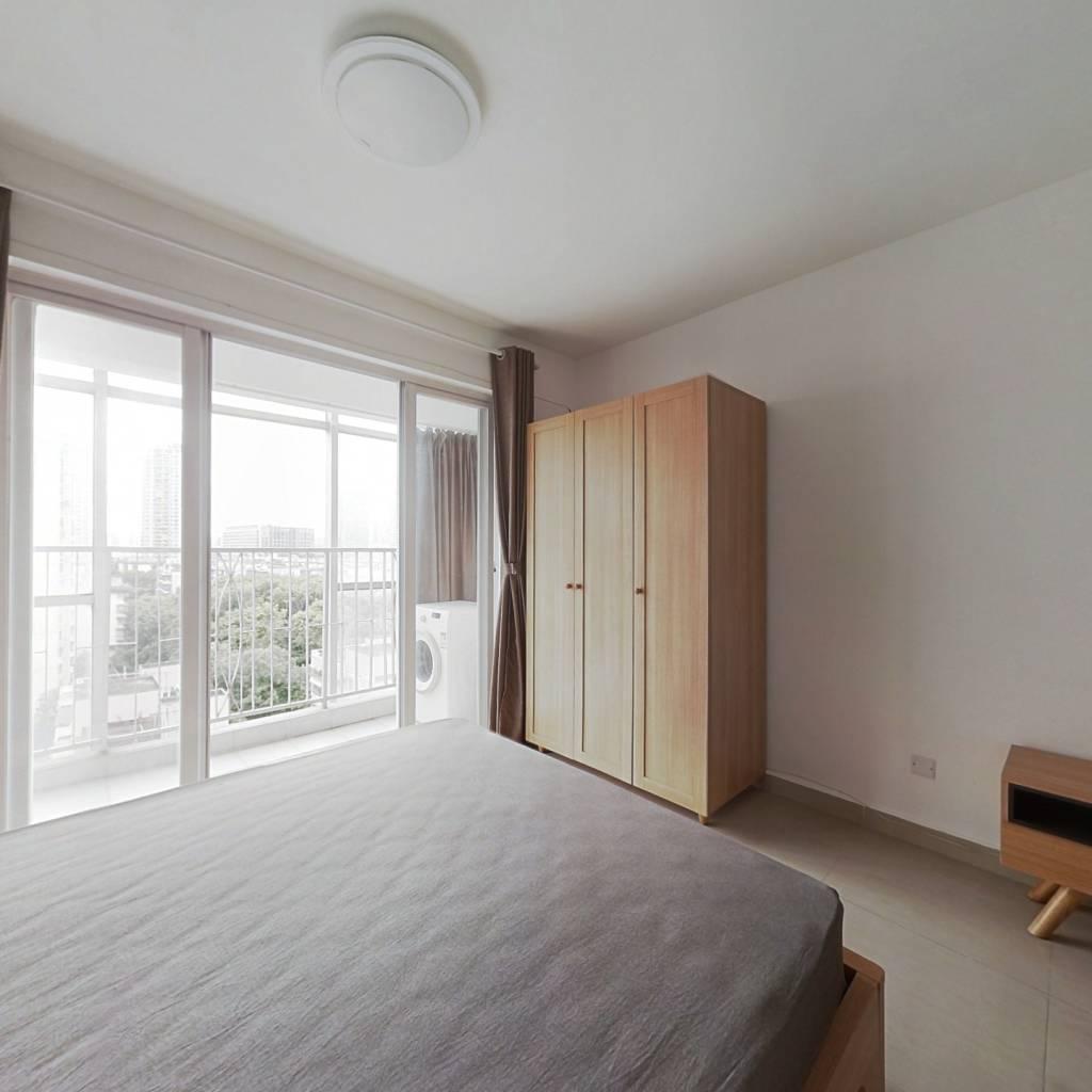 整租·五洲星苑 1室1厅 西卧室图