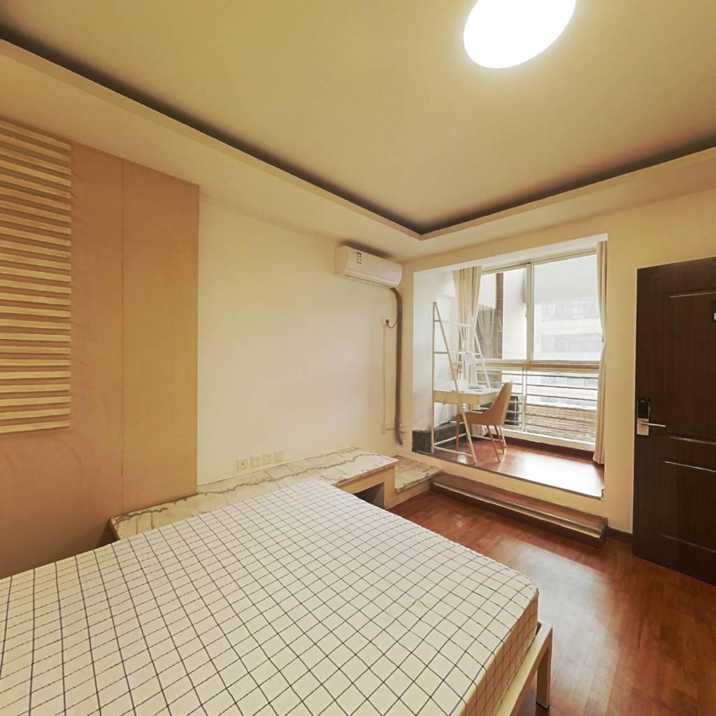 合租·南府锦 3室1厅 南卧室图