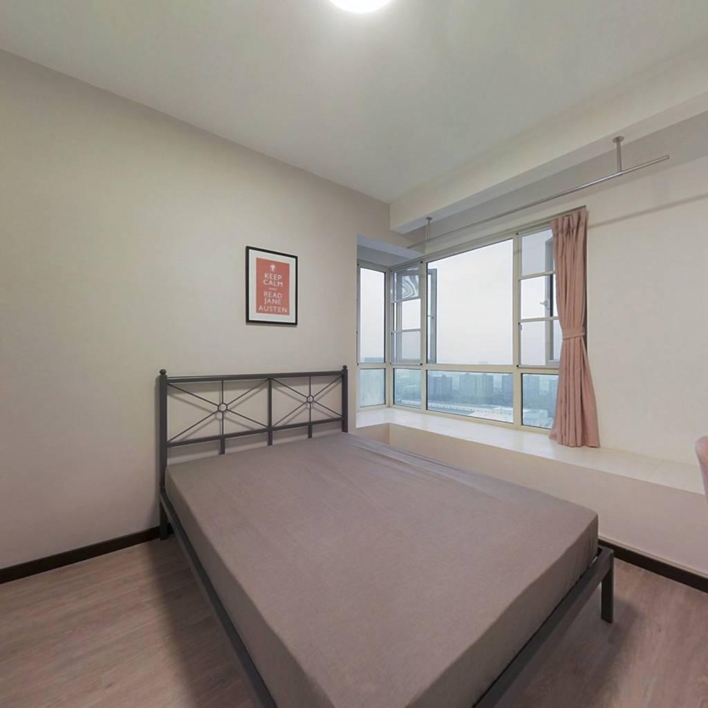 合租·清江山水 5室1厅 北卧室图