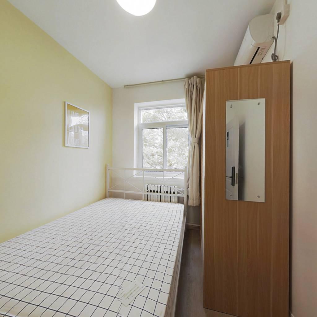 合租·新安北里 3室1厅 北卧室图
