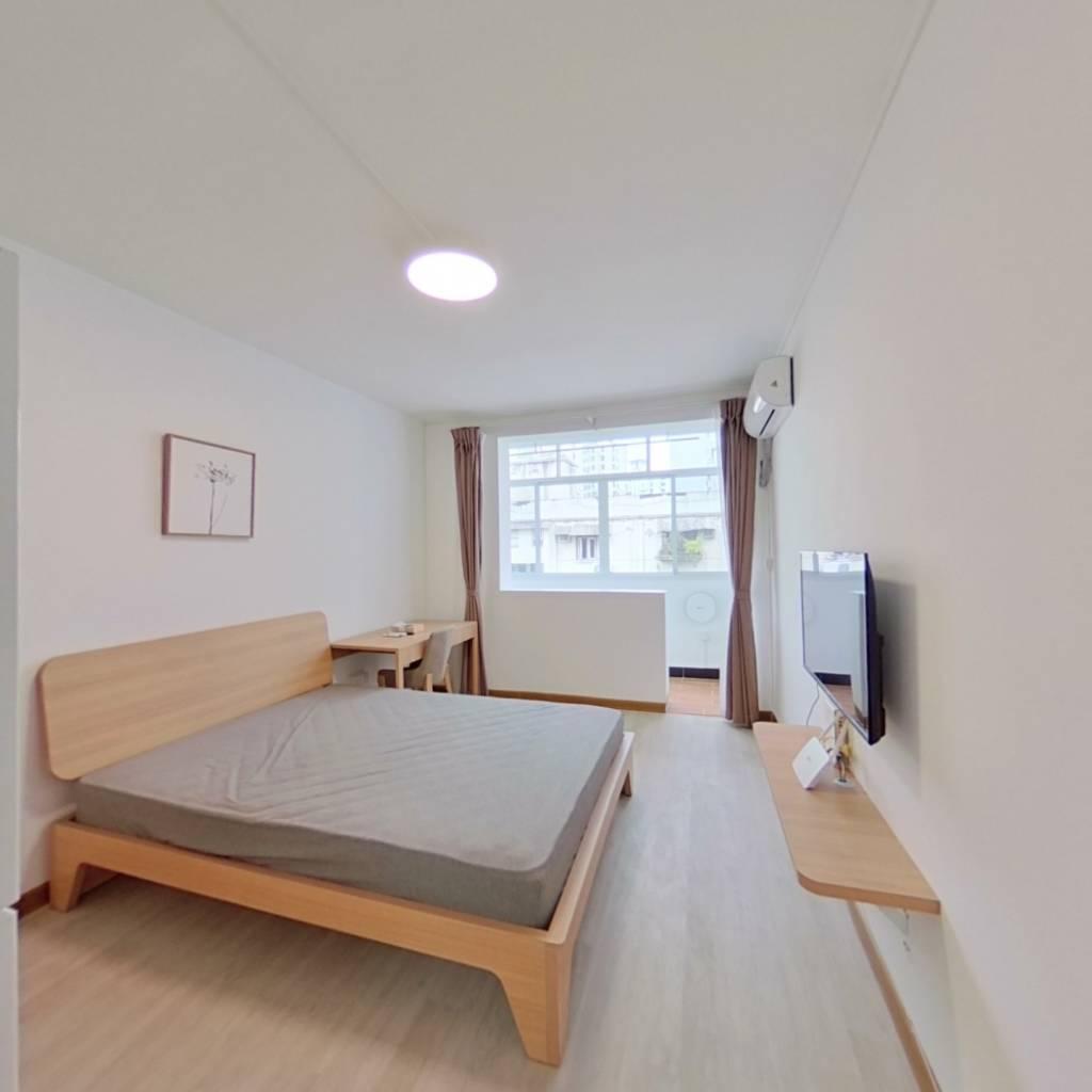 整租·长隆住宅小区 2室1厅 南卧室图