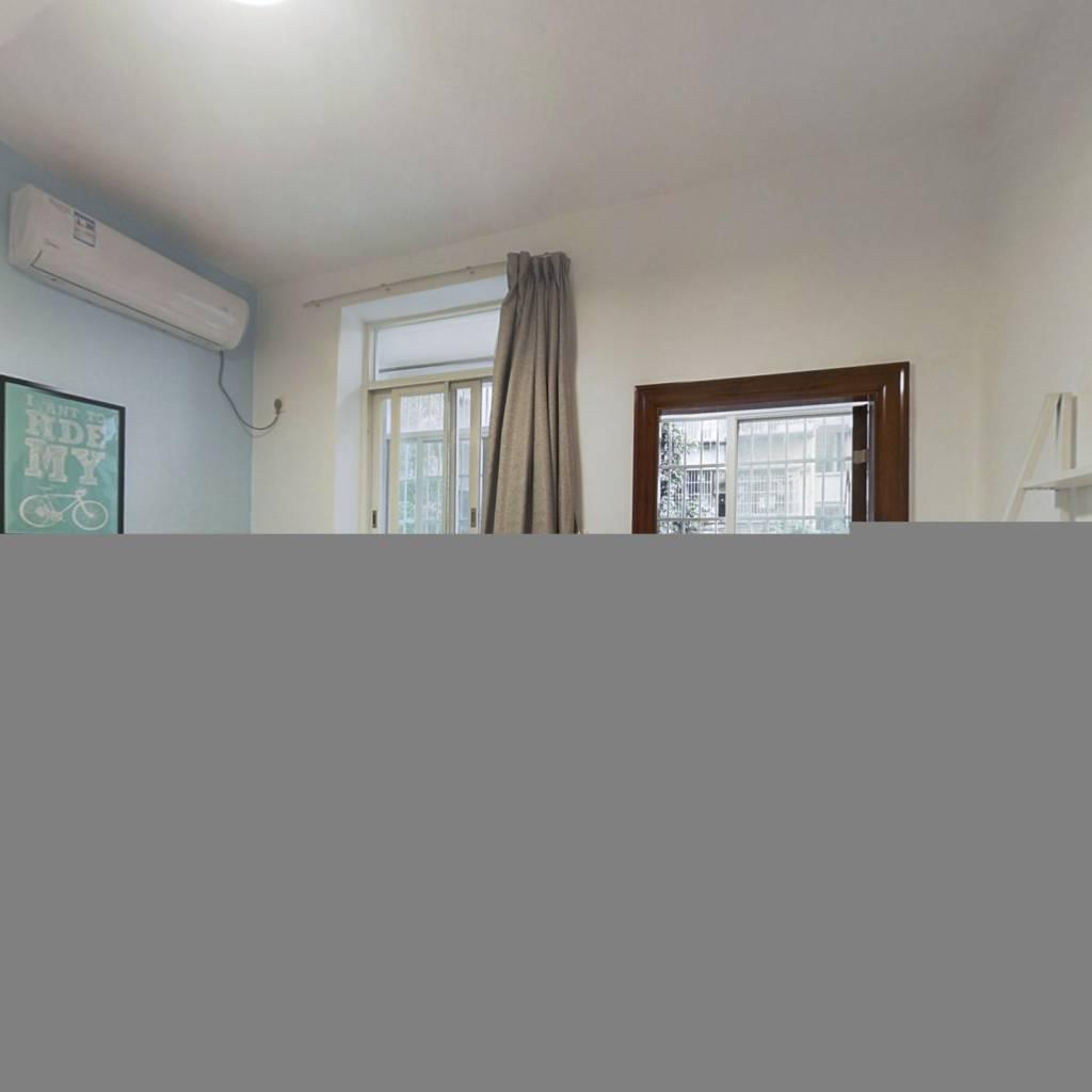 合租·黄花新村 4室1厅 南卧室图