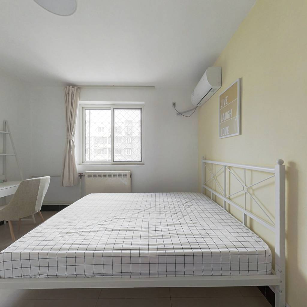 合租·双高花园 3室1厅 南卧室图