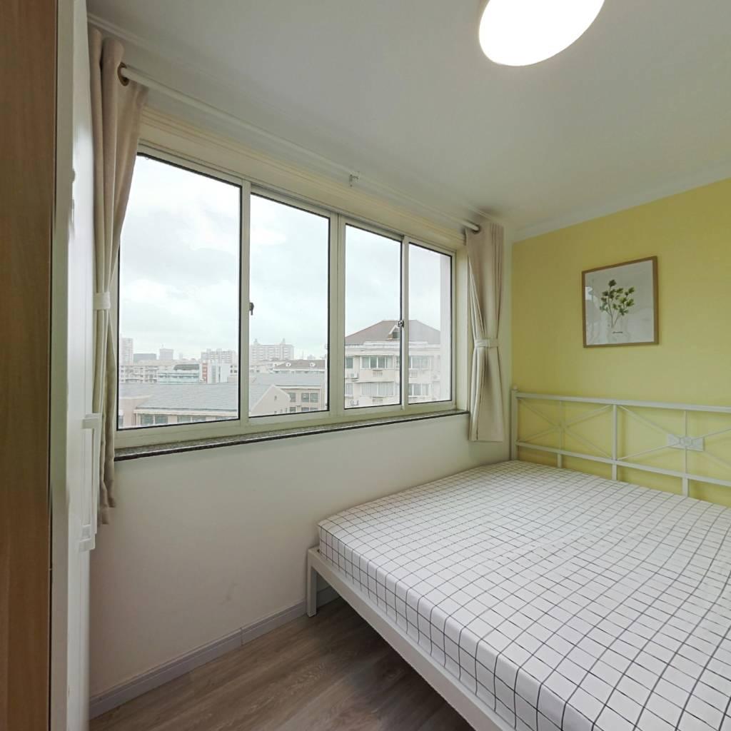 合租·东盛公寓 3室1厅 西卧室图