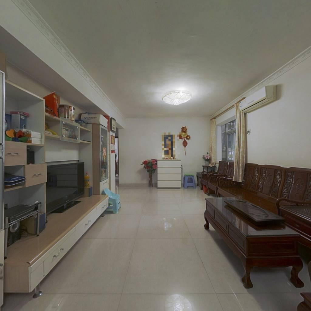 梅林苑三房诚心出售,地铁口物业,佐邻综合体。